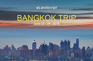Trip<span>|</span>eLandscript team in Bangkok